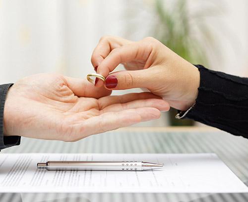 Avvocato Foligno - Separazione e divorzio